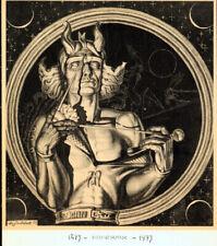 Stanislav Szukalski 1973 COPERNICUS poster