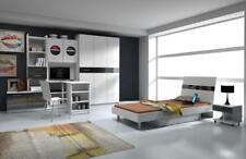 Bett Betten Kinderzimmer Holzbett Hochglanz 90x200cm Neu Sofort lieferbar