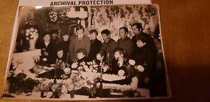 Funeral Photograph Antique Mourning Photo Post Mortem Casket Corpse Death