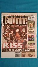 """KISS                 """"GOLDMINE  MAGAZINE  JUNE  2,  2000"""""""