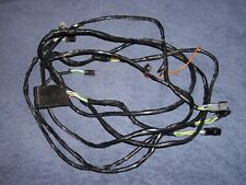 OEM PONTIAC FIERO POWER SIDE VIEW MIRROR WIRING WIRE HARNESS COMPLETE (LATE)