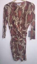 NEW Jennifer Lopez Desert Viper Dress NWT $70 Small S