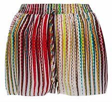 Ladies Harem Shorts Summer of Aztec Trousers Skirt Beach D-326 NEW