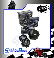 HONDA CRF 250 L / M 2013 > KIT PROTEZIONI CARTER MOTORE R&G CRANK CASE COVERS