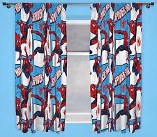 Boys' Spider-Man Curtains for Children