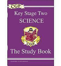 KS2 Science Study Book by CGP Books (Paperback, 1999)