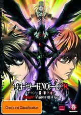 Death Note Relight 1 - Visions of a God (Director's Cut) NEW R4 DVD