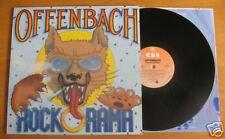 LP OFFENBACH - ROCK O RAMA / très bon état