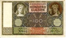 Netherlands ... P-51b ... 100 Gulden ... (1941) ... *VF+*