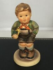 "Goebel Germany Hummel Figurine ""Trumpet Boy"" #97 TMK5 Excellent Condition"