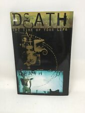 Death : The Time of Your Life by Neil Gaiman (1997, Hardcover) Rare First Print