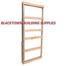 Cavity Door Frame Sliding 820 x 90 Flush Pull Slimline -