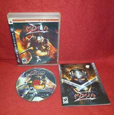 Ninja Gaiden Sigma  (Sony PlayStation 3 PS3, 2007)