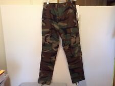 Rothco Battle Dress Uniform Men's M Reg. Woodland Camo Cargo Pants NWT (#CBAH-5)
