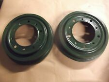 Citroen DS brake drums (2) . 1700+Citroen parts in shop