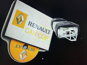 Renault Dacia Can Clip V207 24/04/2021 officiale Dématérialisé