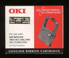 1X OKI Farbband 09002309 MICROLINE 380 / 385 / 386/ 390 / 391/ 3390 / 3391 24p .