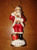 Memories of Santa Collection 1894 Santa with Lorgnettes New In Box