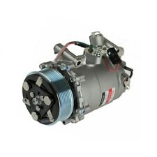 A/C Compressor w/ Clutch Denso 4717056 for Acura RDX Honda CR-V