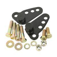 "Rear Adjustable Lowering Kit 1-3"" For Harley Ultra Glide Electra Glide 02-16 15"