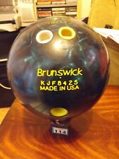 BRUNSWICK RHINO - ten 10 pin bowling ball 5.6KG 12lb 5oz approx
