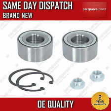 PEUGEOT 106 1.0,1.1,1.3,1.4,1.5,1.6 FRONT 2X WHEEL BEARING KIT 1996>on NEW