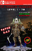 Diablo 3 - Nintendo Switch - Modded - New Necromancer Set - Masquerade - 2.6.9