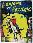 TEX n° 24 - L'enigma del feticcio - Lire 200-Febbraio 1966-MG