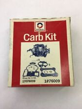 NOS GM Delco Carb Carburetor Rebuild Kit # 17076009 76009 Rochester Sealed Box