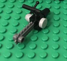 Lego New City Prebuilt Mini Figures Logging Chainsaw / Custom Mini MOC Utensil