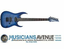 IBANEZ RGA42FM Flame Maple Electric Guitar - Blue Lagoon Burst Finish