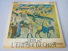 L; Oiseau-Lyre/Londres-Sol 60032/3-Berlioz-L; Enfance du Christ-Colin Davis