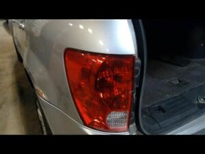 Driver Left Tail Light Fits 06-09 TORRENT 545031
