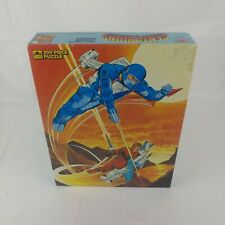 Centurions Jigsaw Puzzle #4632 SEALED UNOPENED 1986-Golden 200 pieces- Sci-fi