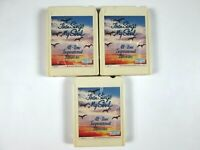 Vintage Then Sings My Soul Reader's Digest 8 Track Collectible 3 Tapes