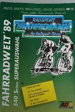 BRÜGELMANN catalogue 1989, vintage, collector, Campagnolo, Cinelli, Colnago Look