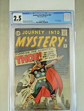 Journey Into Mystery #89 1963 CGC 2.5