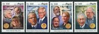 Angola Science Stamps 2019 MNH Nobel Prize Winners Chemistry Physics 4v Set