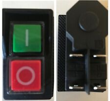 Interruttore bipolare di sicurezza a 4 CONTATTI POLES Switch Security KJD17 KEDU