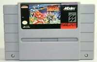 Super Smash TV SNES Super Nintendo Authentic & Tested! GREAT Condition! RARE!