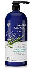 Biotin-B Complex Thickening Conditioner - Energizes Scalp for Fuller Hair 32 oz
