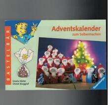 Bastelbär - Adventskalender zum Selbermachen Gisela Härter - 1999