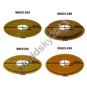 90x25.5/90x31/95x25.5mm Speaker Spider Speaker Damper Aduio Woofer Repair Parts