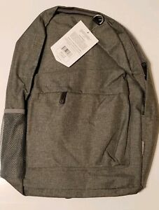 BackPack with Extras * (Charcoal Gray)