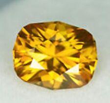 2.75 CTS GOLDEN YELLOW CEYLON NATURAL ZIRCON