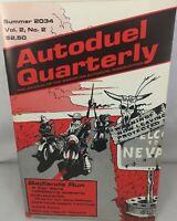 AUTODUEL QUARTERLY Badlands Run a CAR WARS Roleplaying Summer 2034 Vol.2 No.2