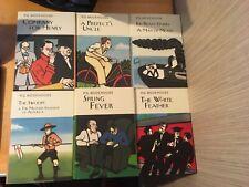 Lot #2 of P.G. Wodehouse Books (6 titles)