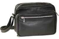 Rimbaldi® Handgelenktasche / Handtasche aus naturbelassenem Leder