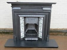 Victorian Style Metal Fireplace Mantelpieces & Surrounds