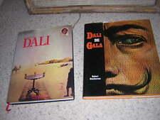 1962.2 livres sur Dali / Descharnes.TBE